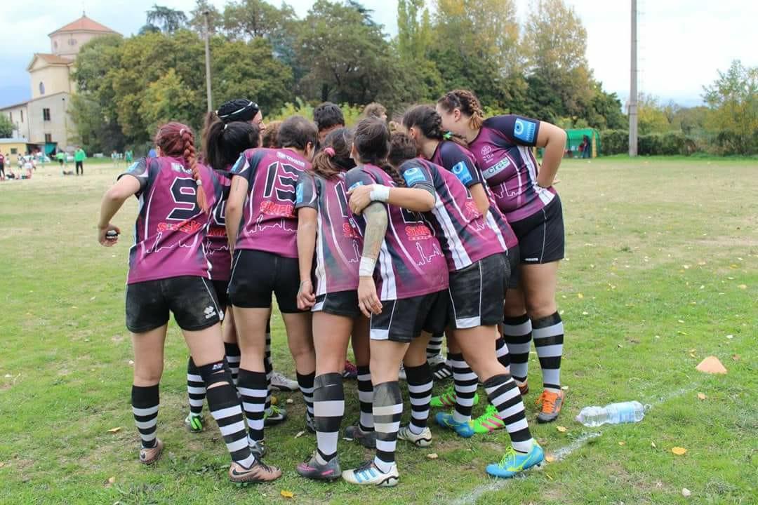 Prima giornata di Coppa Italia Rugby Femminile a sette….