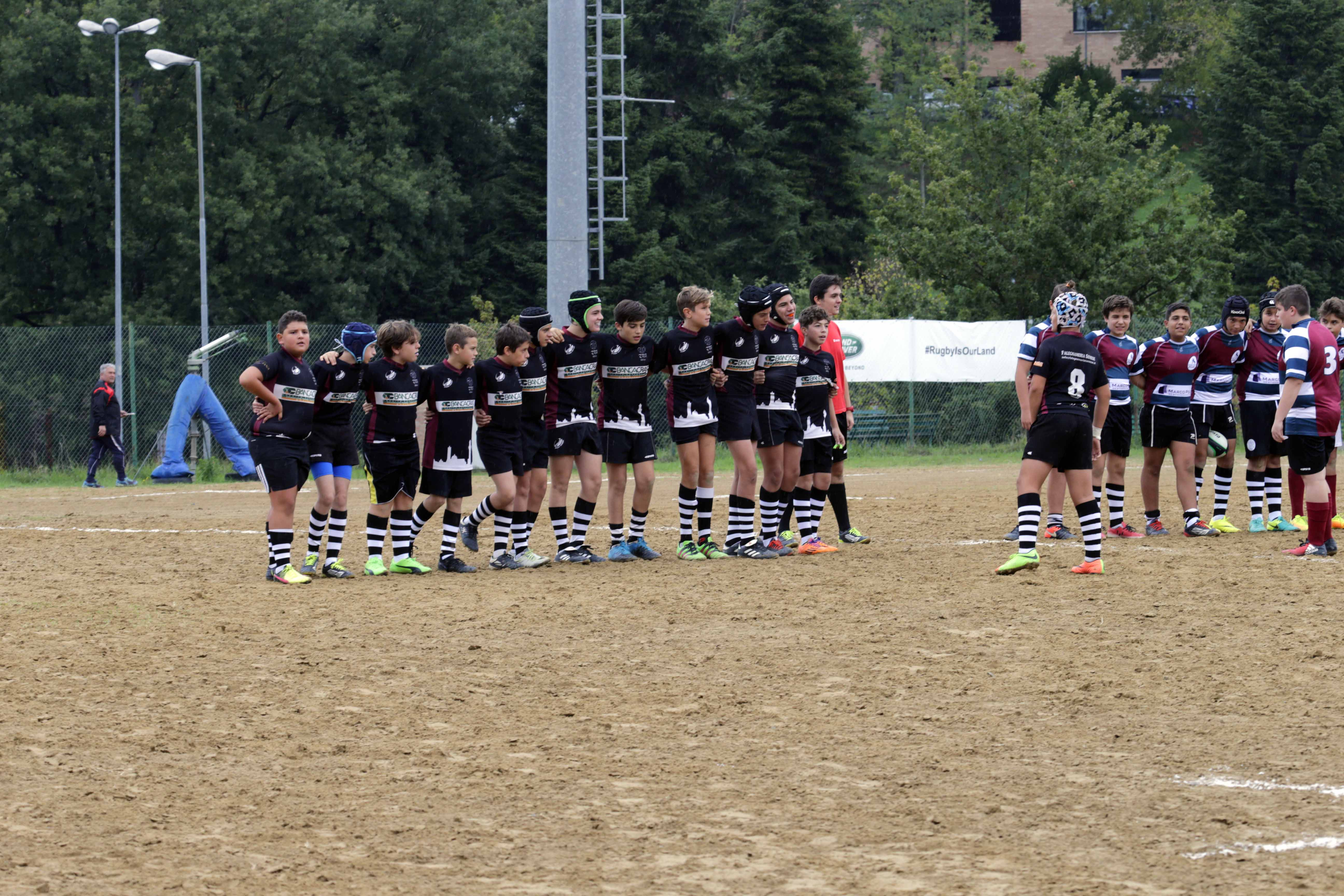 Under 14 Siena – Arezzo RFC