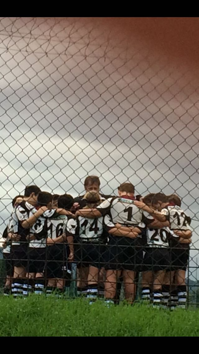 McDonald's Cus Siena Rugby Under 12 Concentramento (Sesto F.no 8/10/2017)