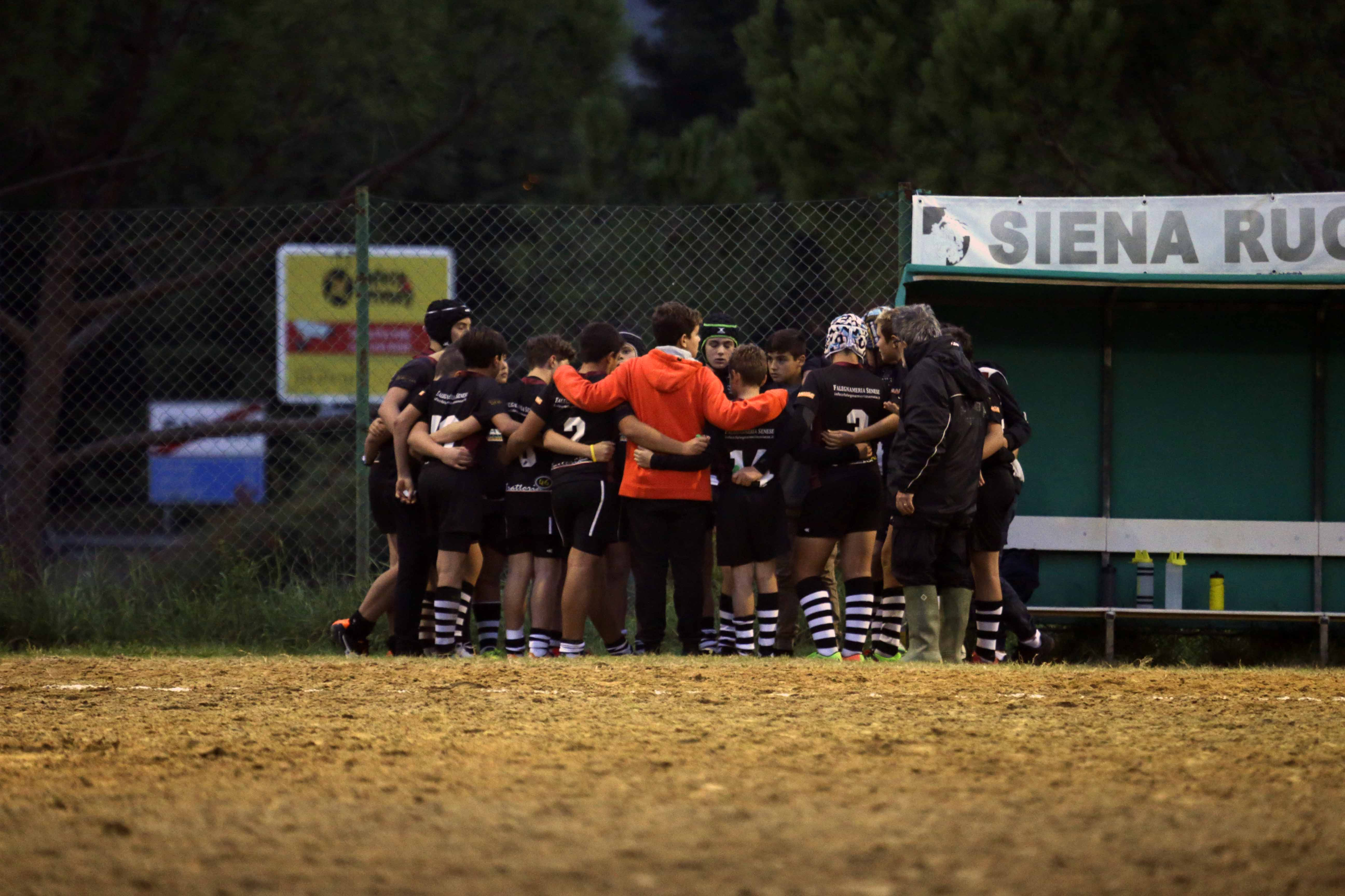 Under 14 Siena vs Livorno