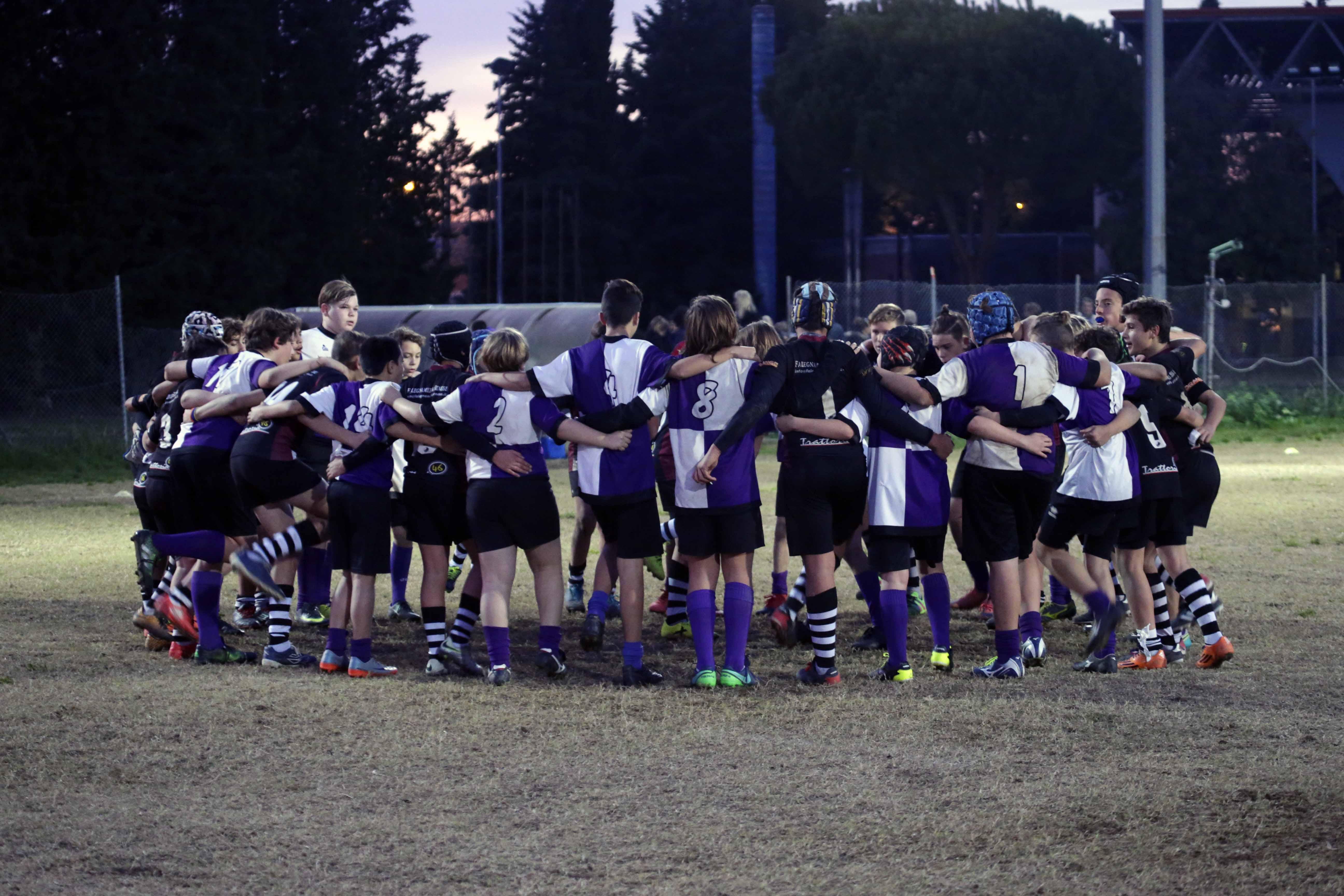 Under 14 Florentia vs Cus Siena Rugby
