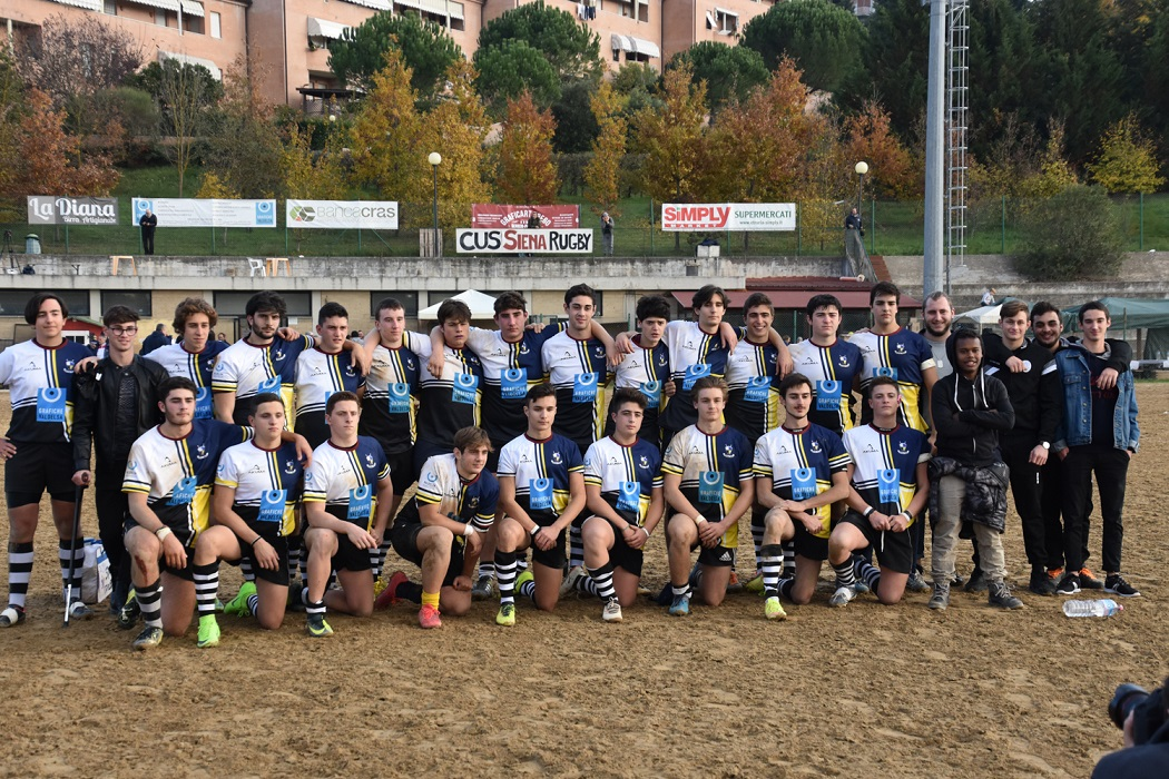 Ghibellini Under 18 vs Costa Toscana 2