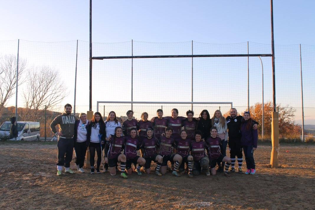 Coppa Italia Femminile concentramento a Piombino