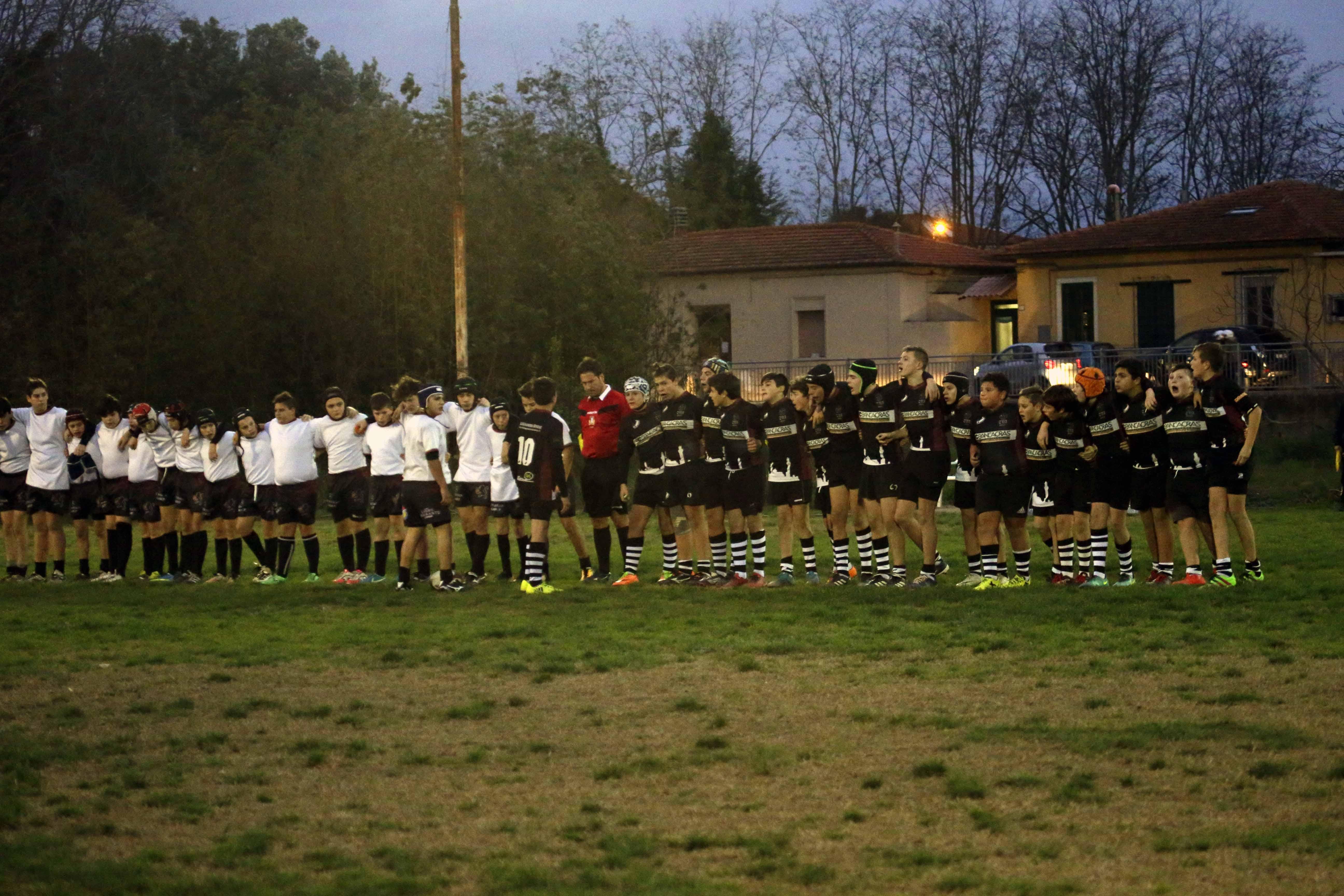 Under 14 Lions Amaranto Siena DEL 25-11