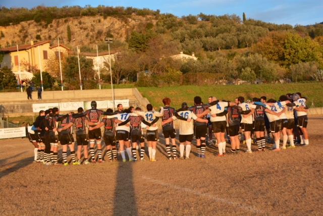 "Banca CRAS CUS Siena vs Rugby Prato Sesto ""Cavalesto"""