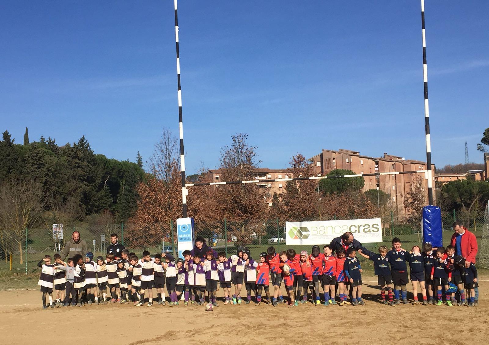 Concentramento U8 Siena del 28-01-18