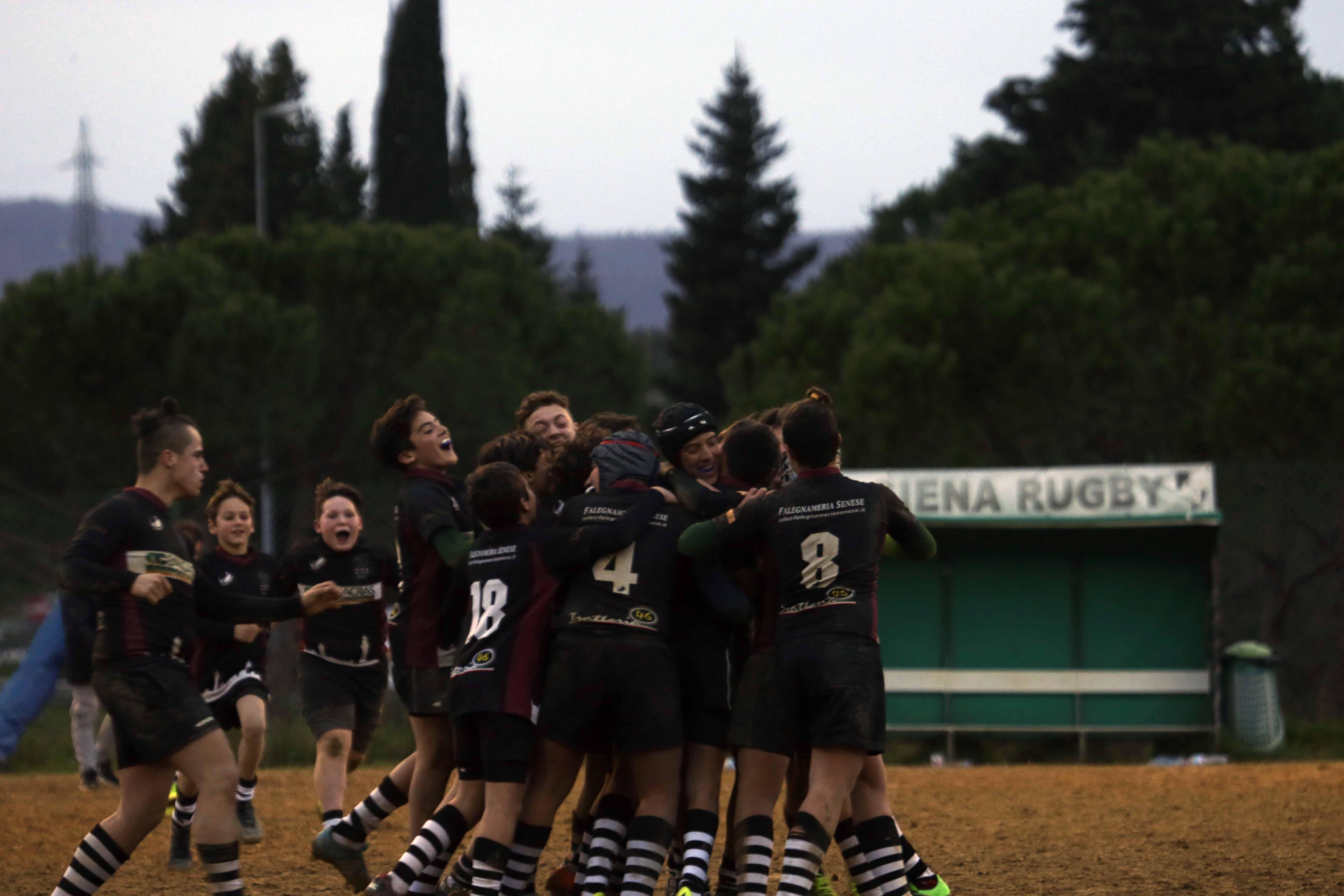 Under 14 CUS Siena – Gispi