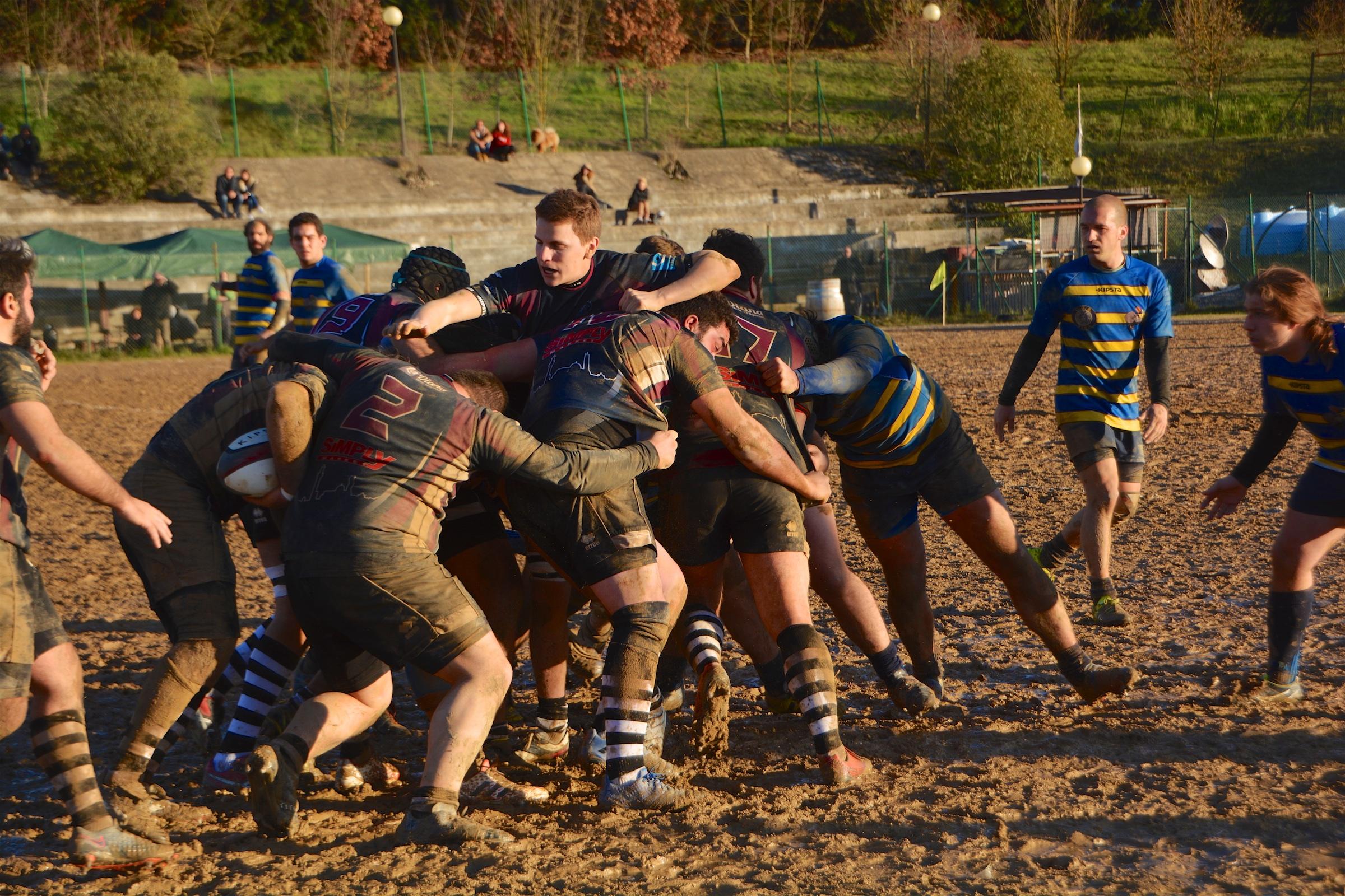 Banca CRAS CUS Siena Rugby continua la cavalcata in solitaria…