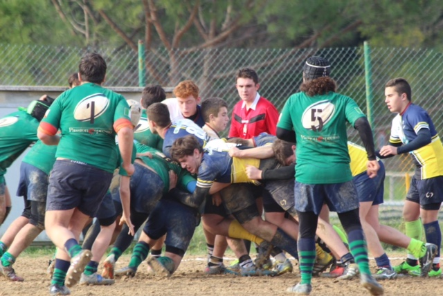 U16 FTGI Ghibellini 2 vs Elba