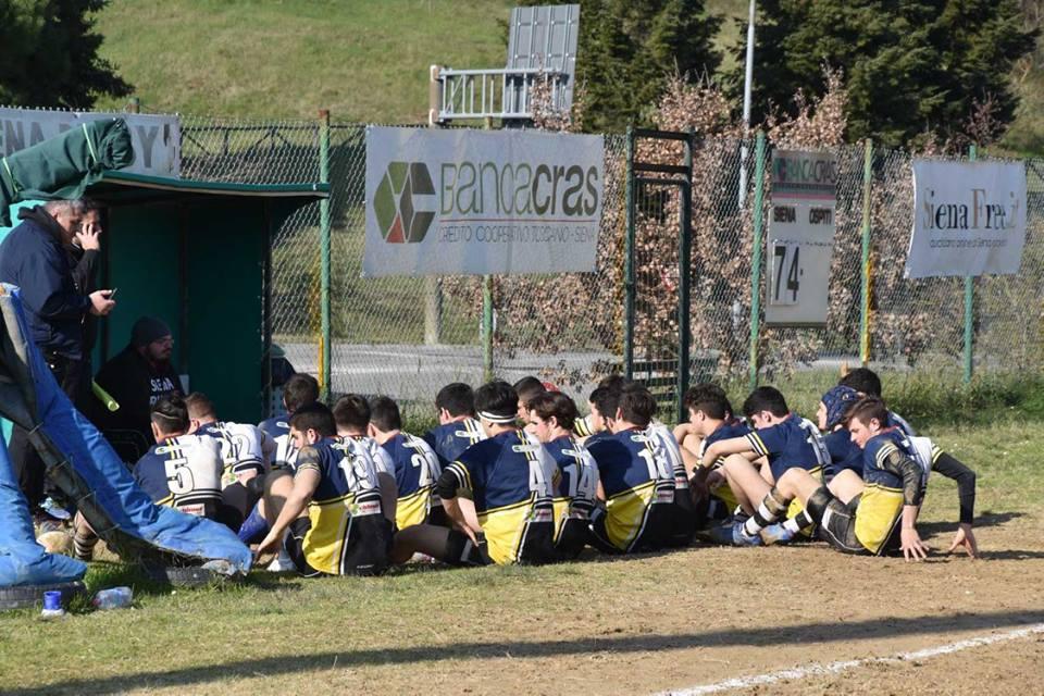 U18 FTGI Ghibellini -Volpi Toscane