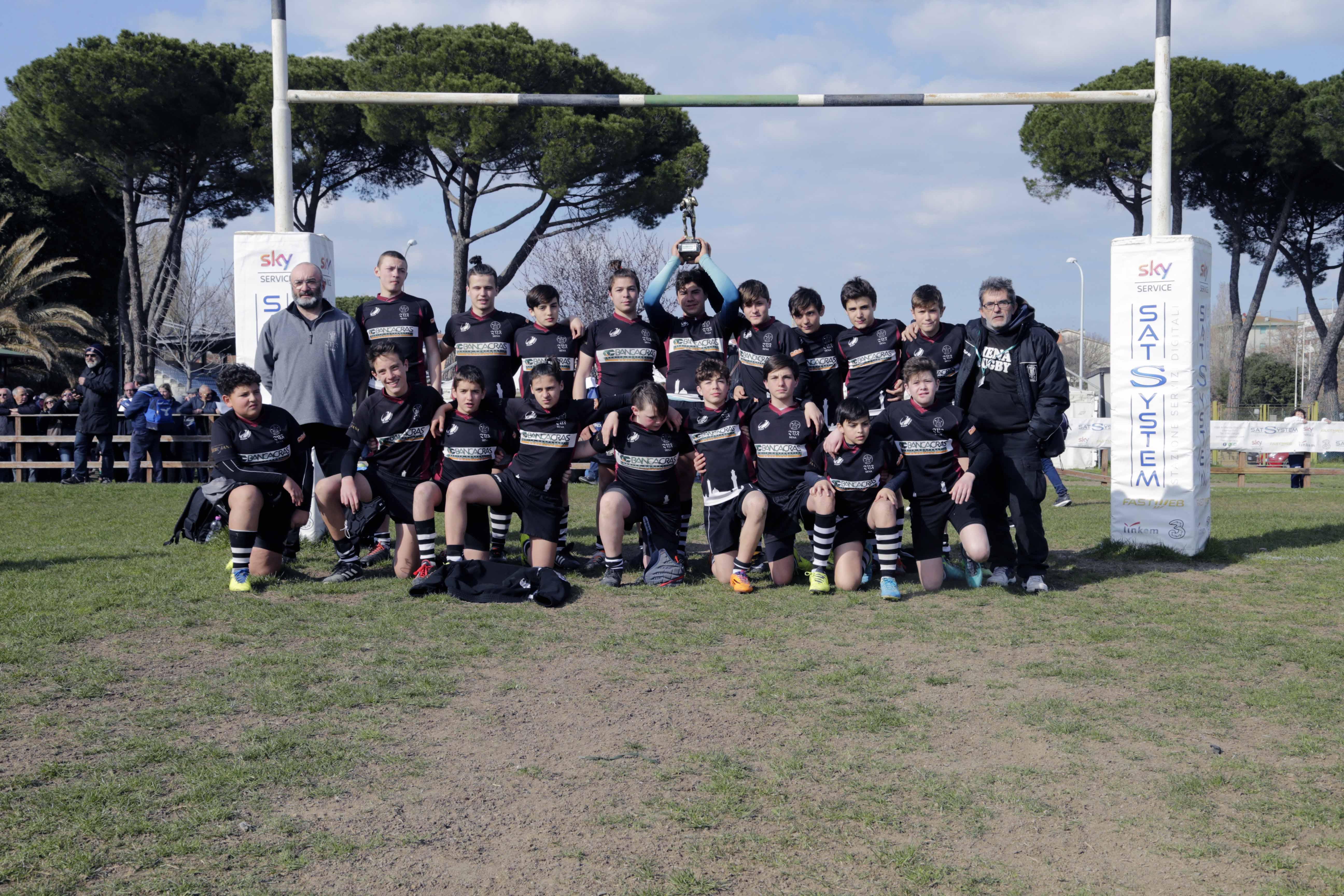 Under 14 Torneo di Viterbo