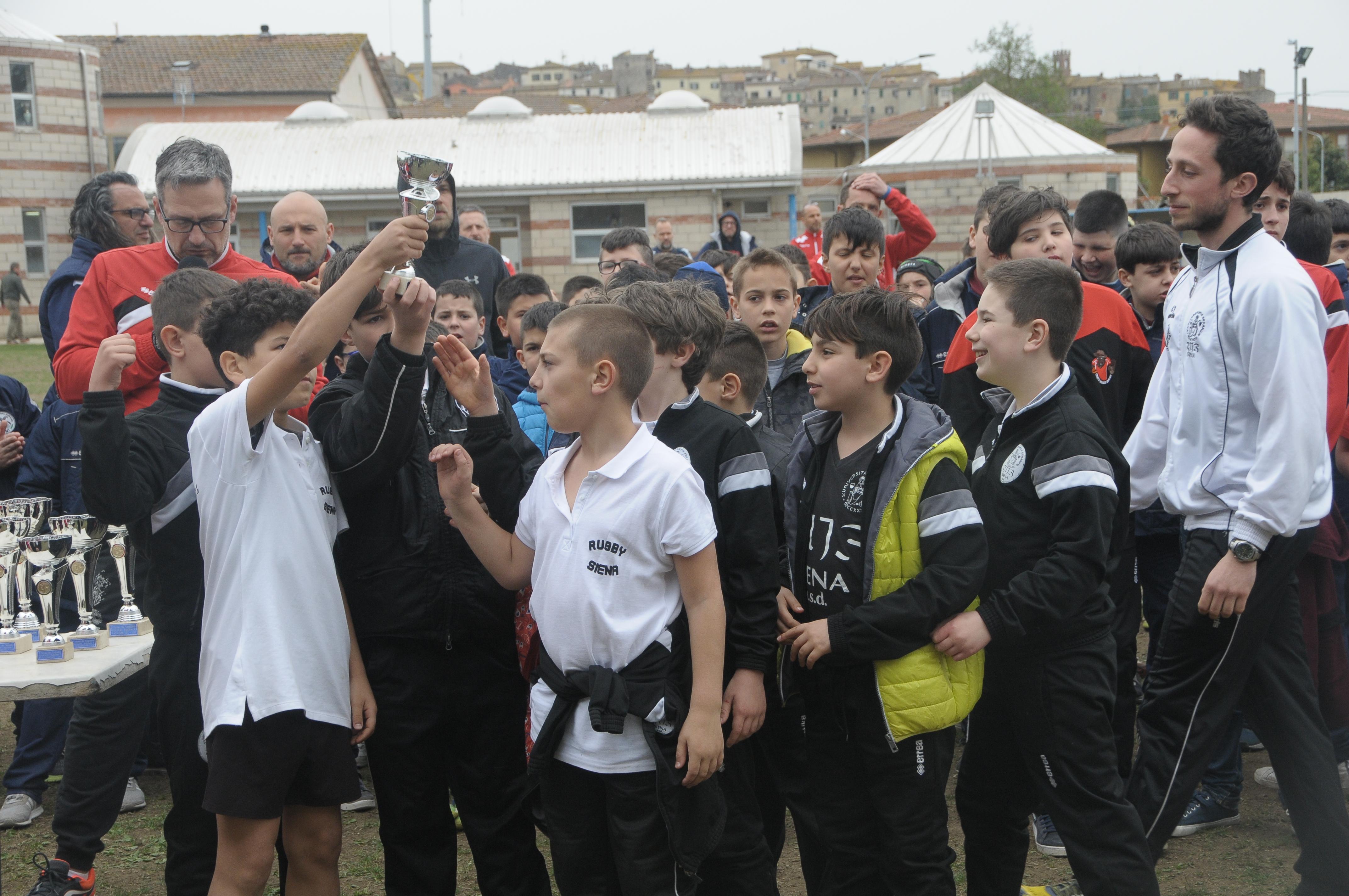 U10 Torneo Cinghialino Rapolano Terme