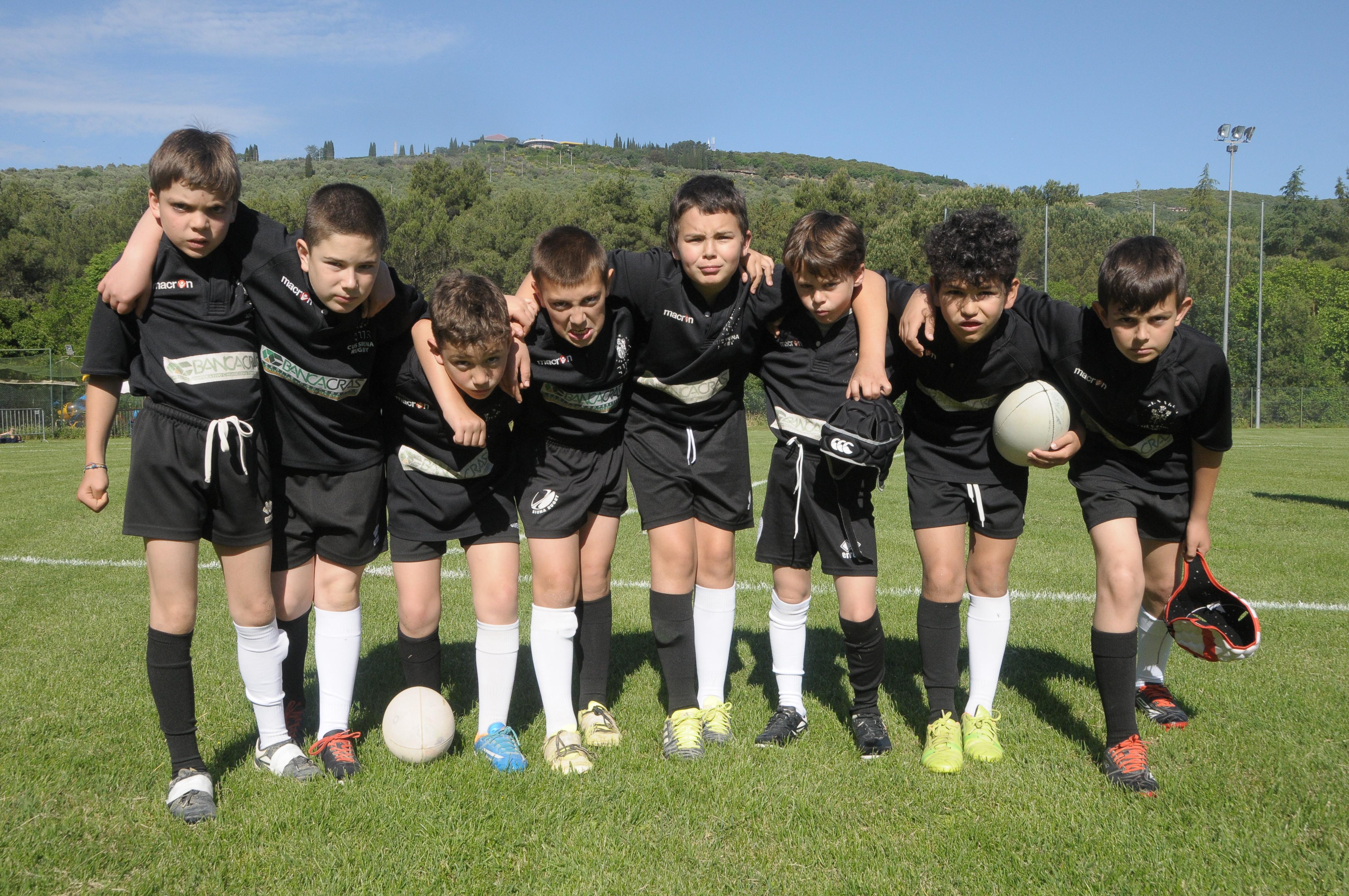 Under 10 al torneo di Perugia