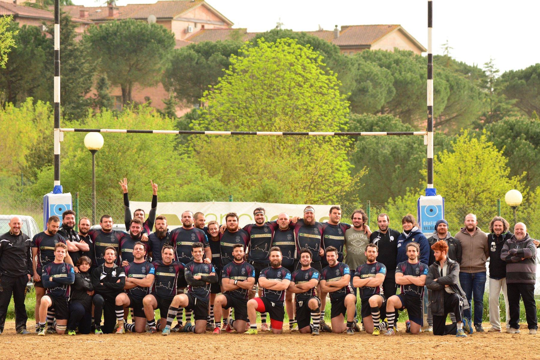 Banca CRAS CUS Siena Rugby: stavolta si fa sul serio!
