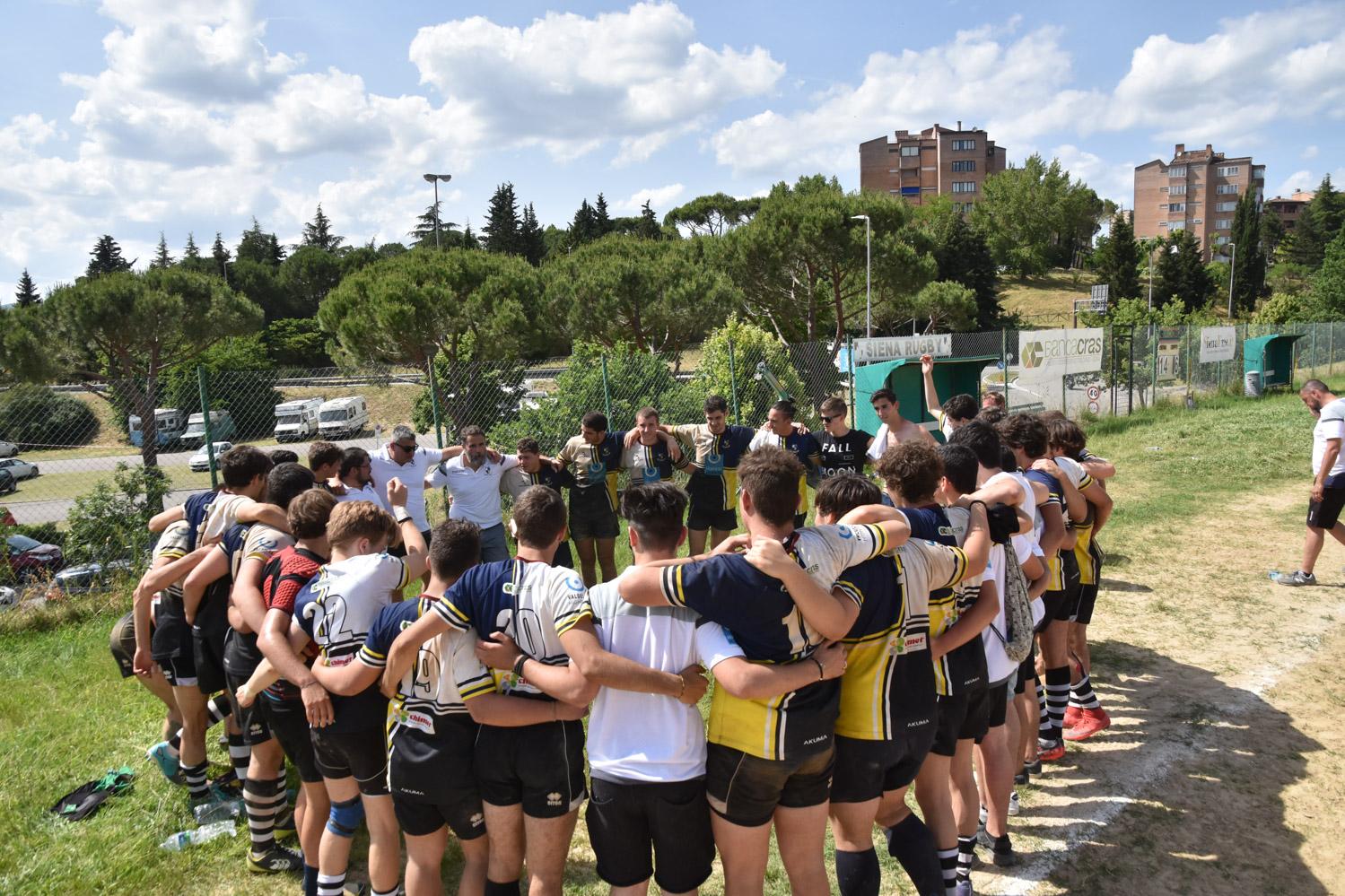 GRAFICE VALDESA FTGI GHIBELLINI vs LYONS PIACENZA
