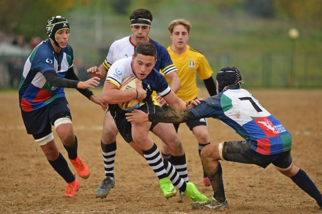 Filippo Bartolomucci entra nell'Accademia Federale Rugby Under 18