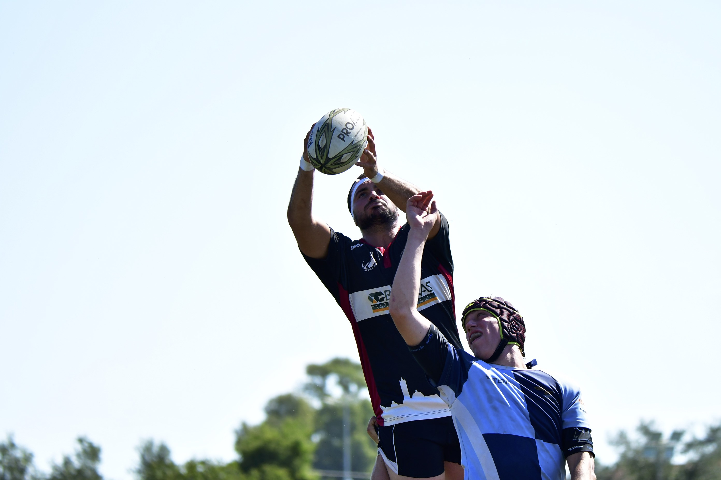 Il Banca CRAS CUS Siena Rugby torna in campo a Roma per un triangolare.