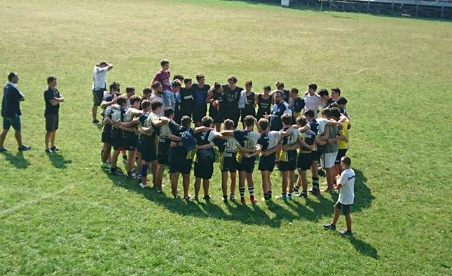 U16 Ghibellini Grafiche Valdesa Rugby sul campo di Pesaro compiono…