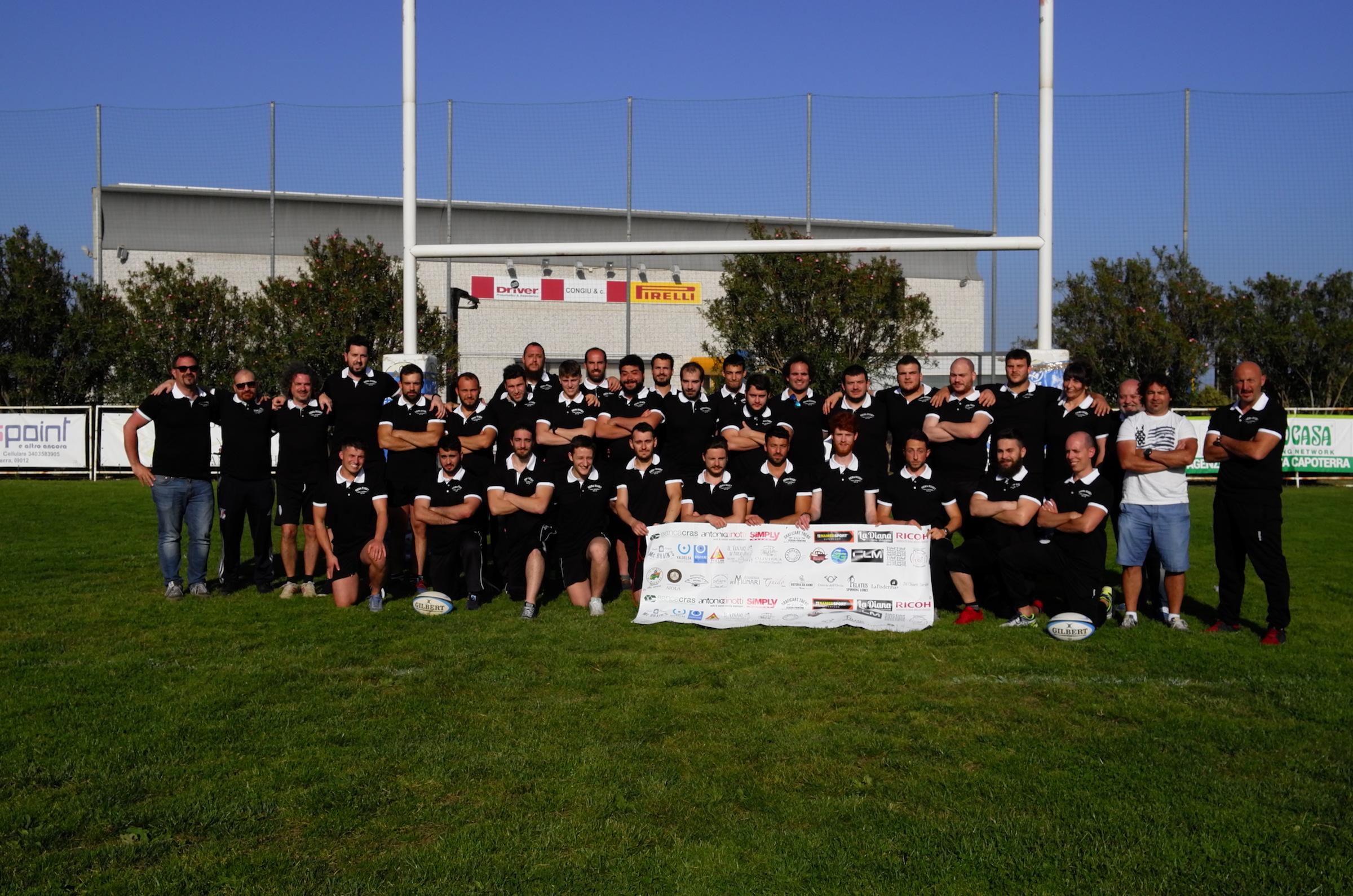 La stagione 2018/2019 del Rugby Senese è già iniziata!