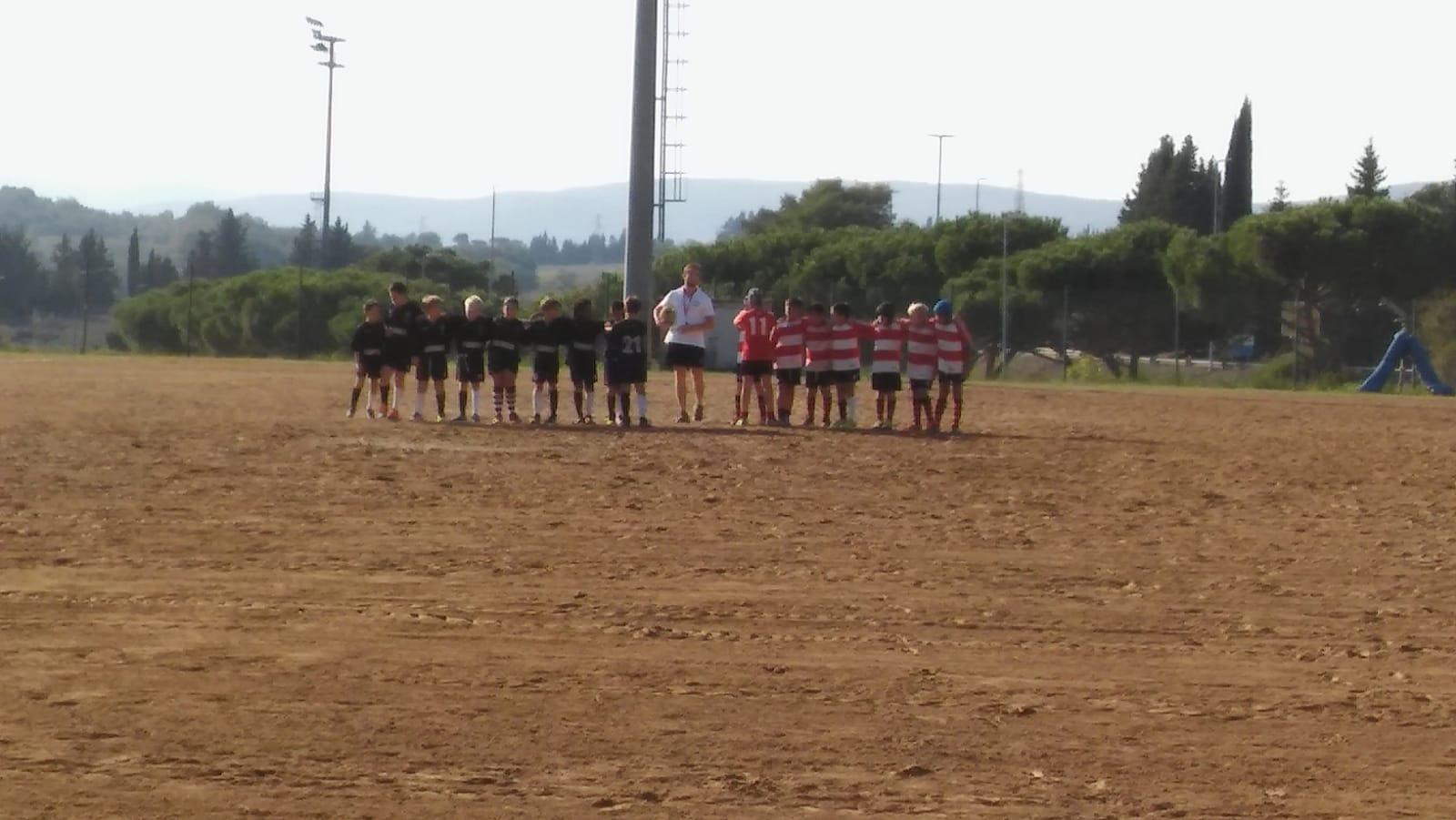 Under 10 Concentramento a Siena