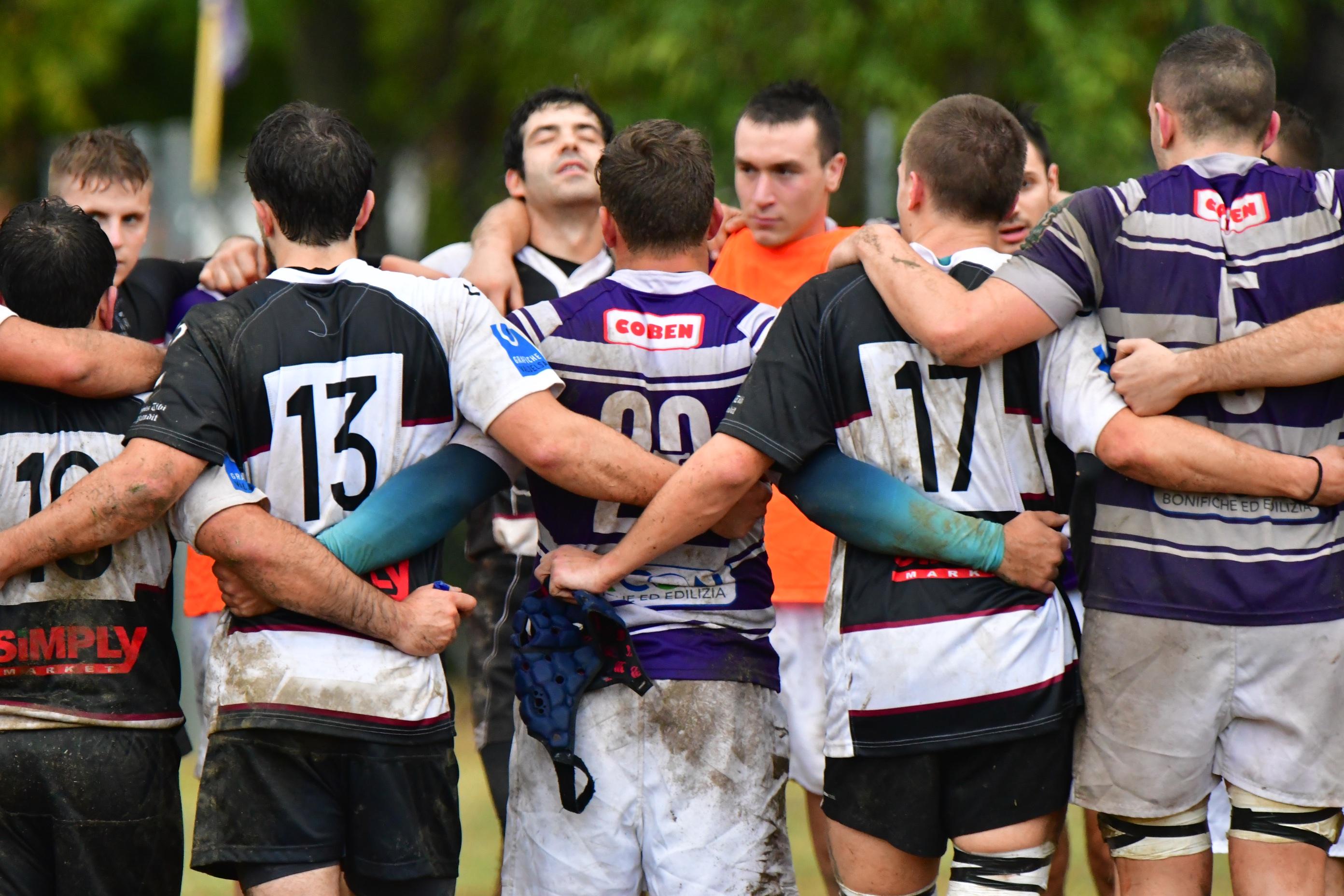 Niente da fare contro il fortissimo Florentia Rugby per il Banca CRAS CUS Siena