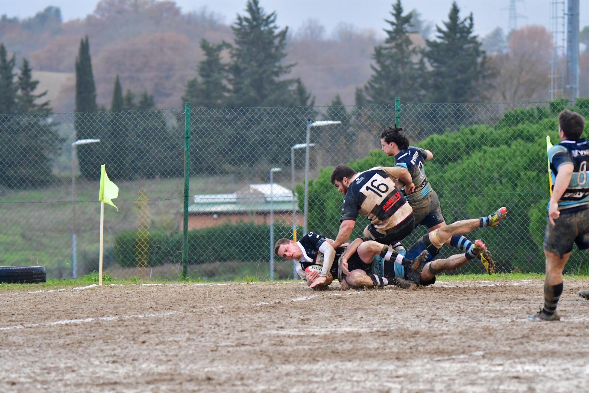 "Banca CRAS CUS Siena Rugby imbattuto al ""Sabbione""!"