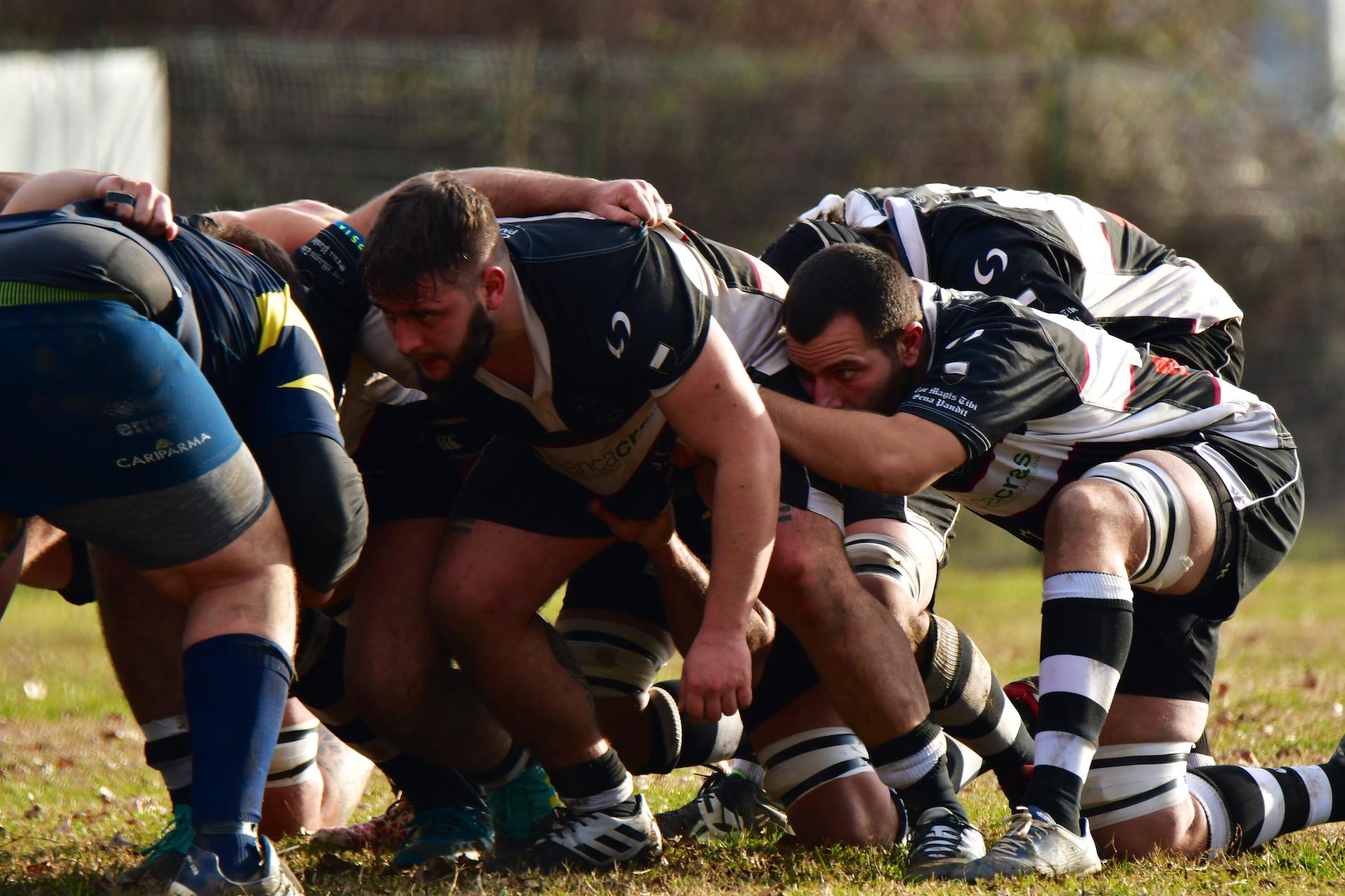 Banca CRAS CUS Siena Rugby centra la sua prima vittoria in trasferta in serie B