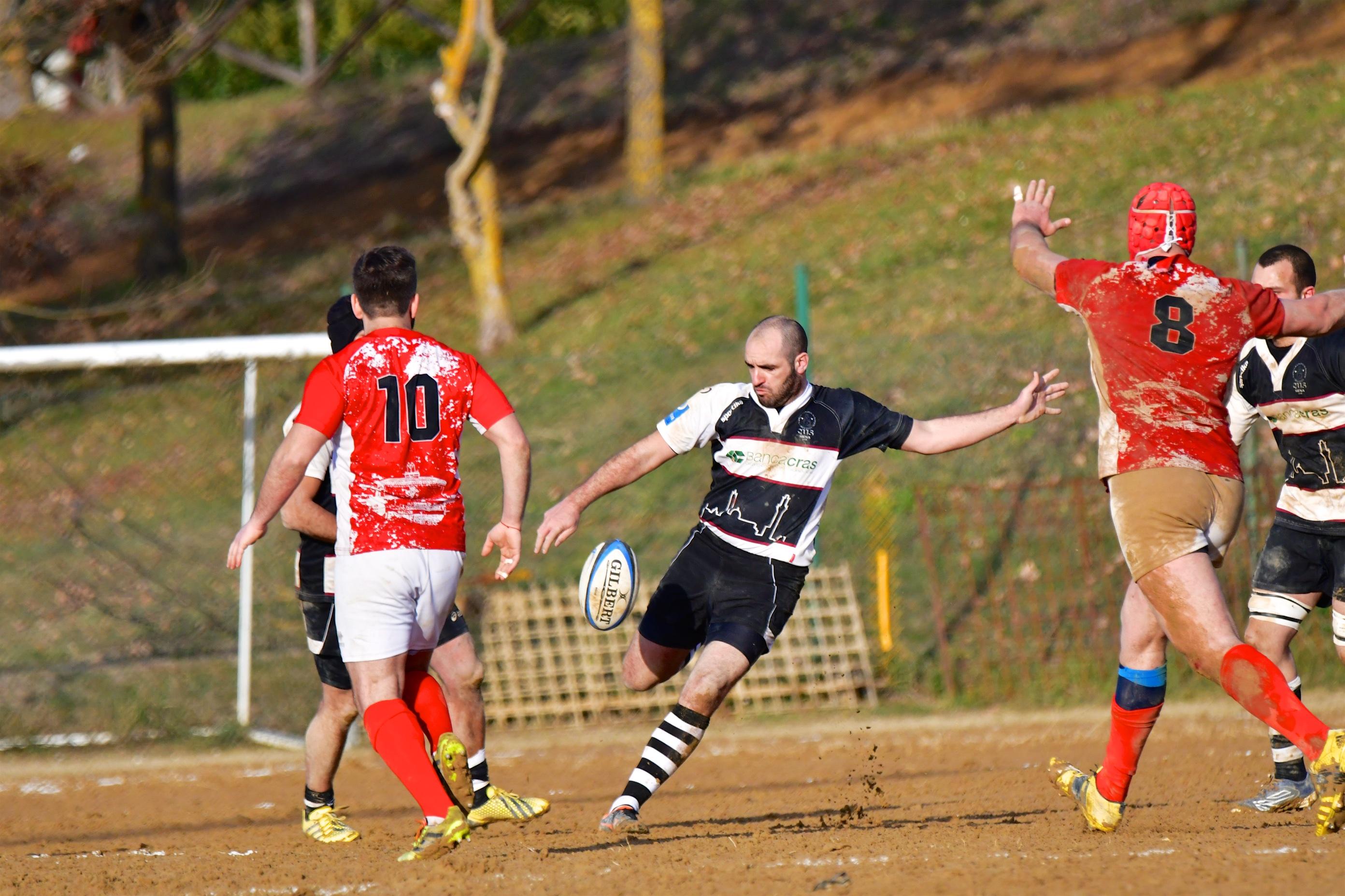 Banca CRAS CUS Siena sconfitto dal Civitavecchia Rugby