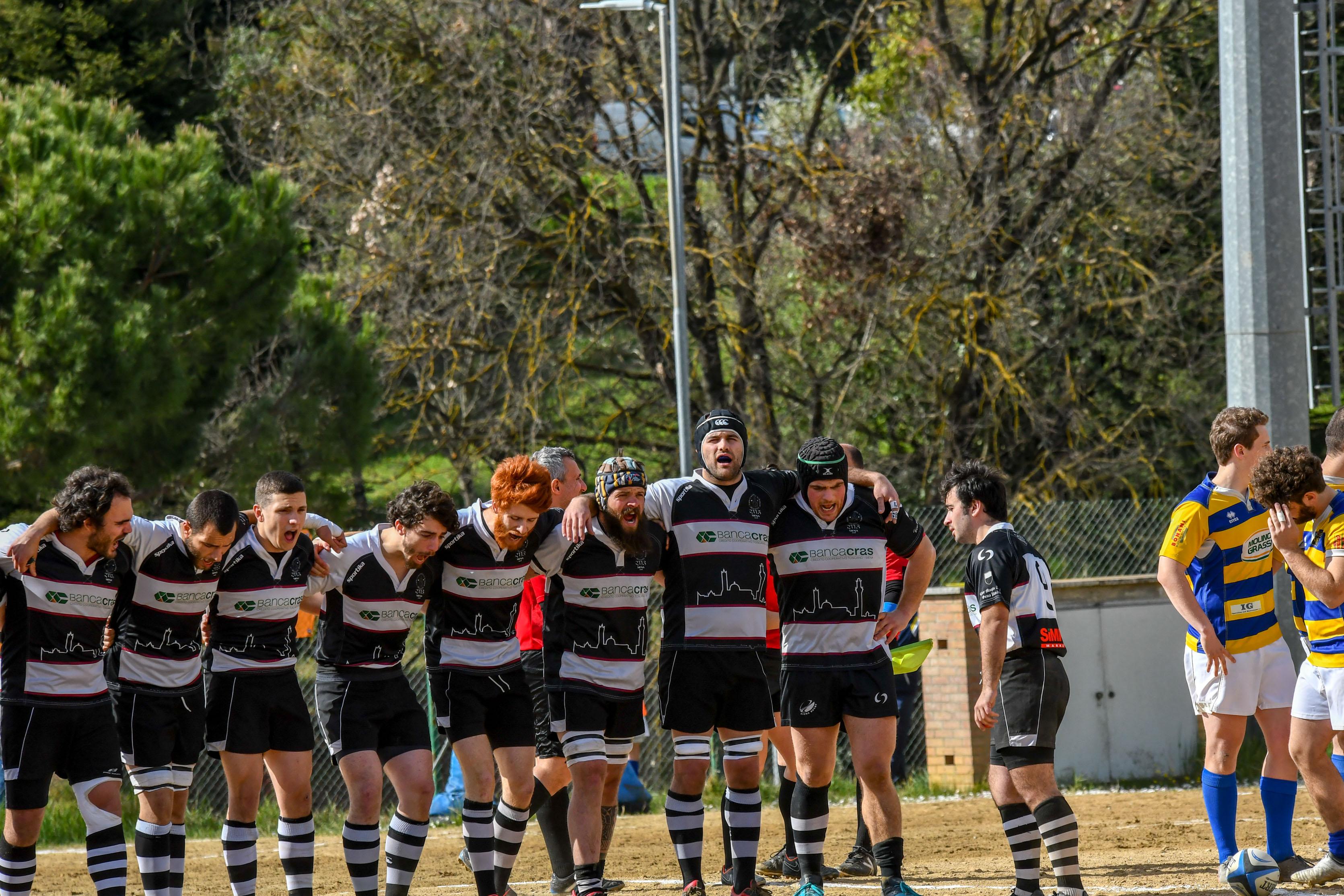 Il Banca CRAS CUS Siena fa tutto bene fino a 5 minuti dalla fine, poi è la Rugby Parma ad imporsi.