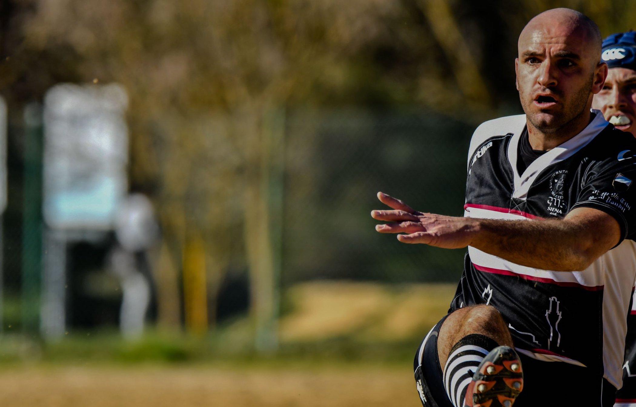 Michele Mondet abbandona il rugby giocato.