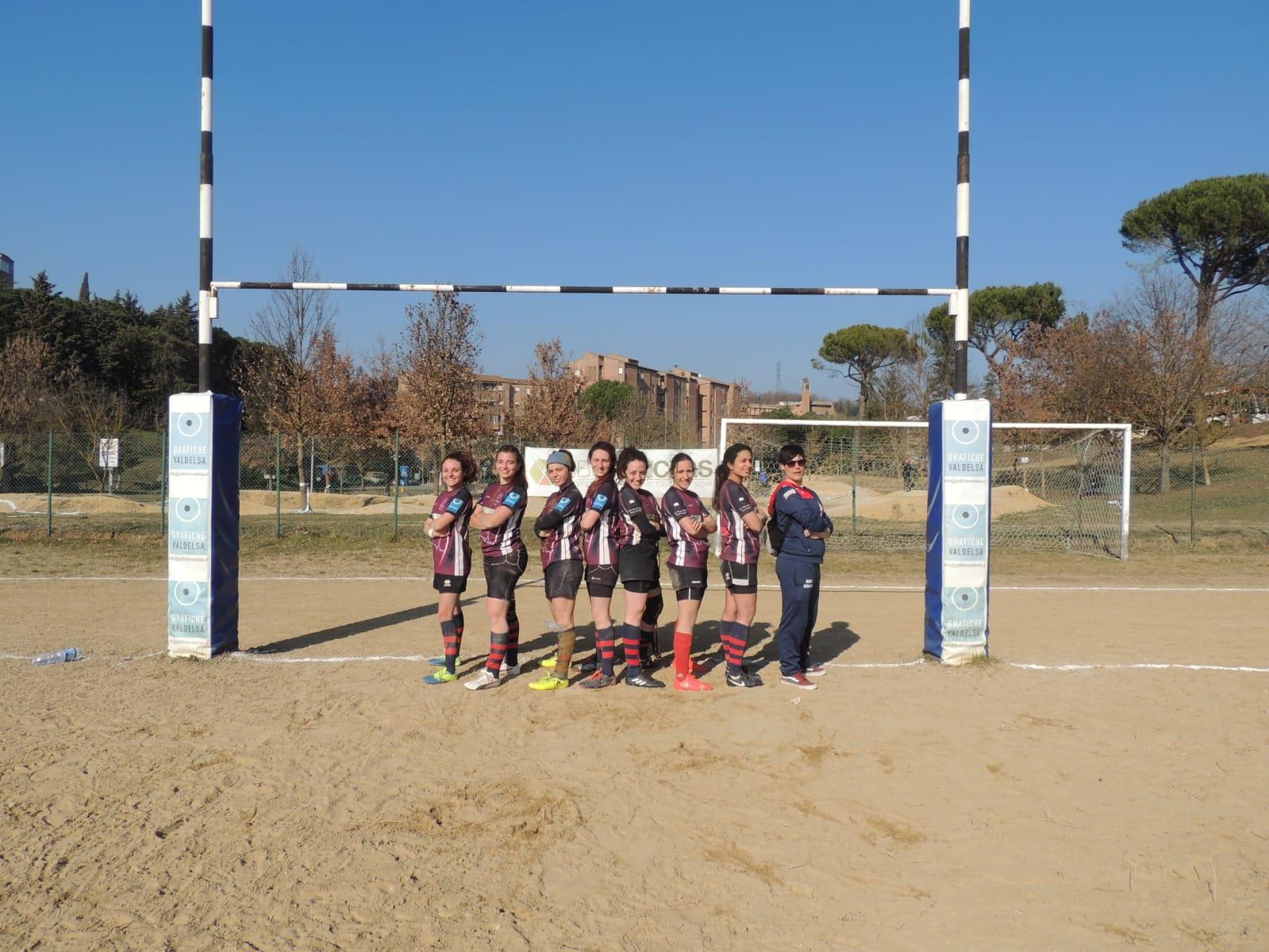 Femminile Coppa Italia al Sabbione