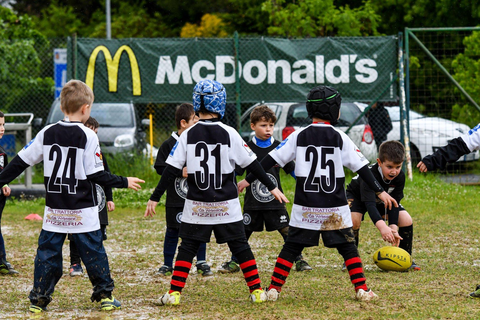 Minirugby – 7° Torneo Fondazione Ronald McDonald