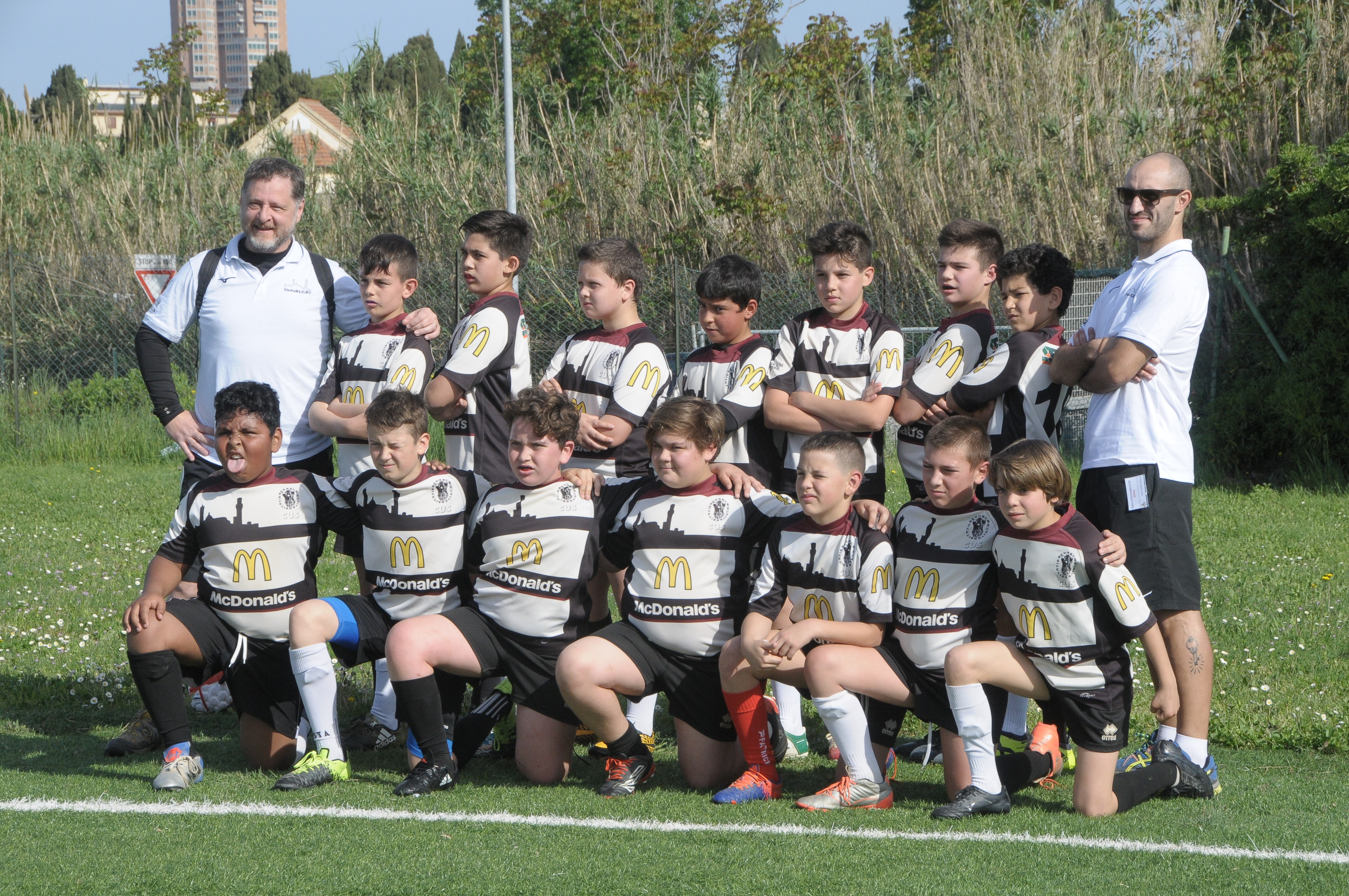 Under 12 CUS Siena al Torneo di Livorno