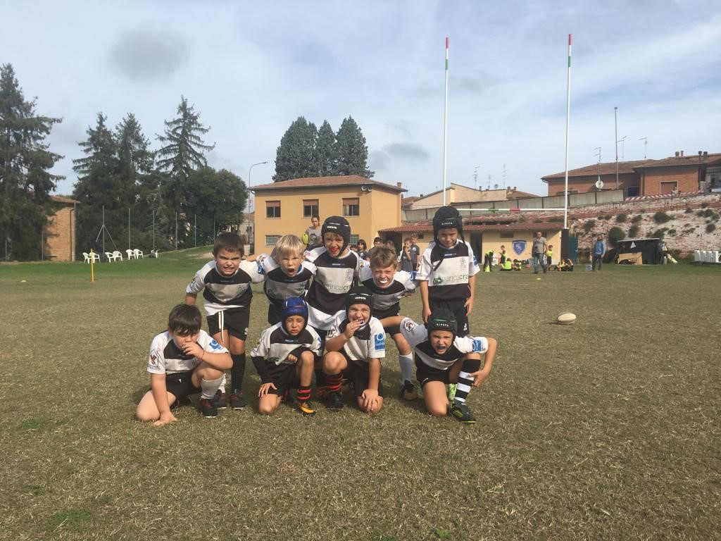 Under 8 CUS Siena Concentramento a Bettolle