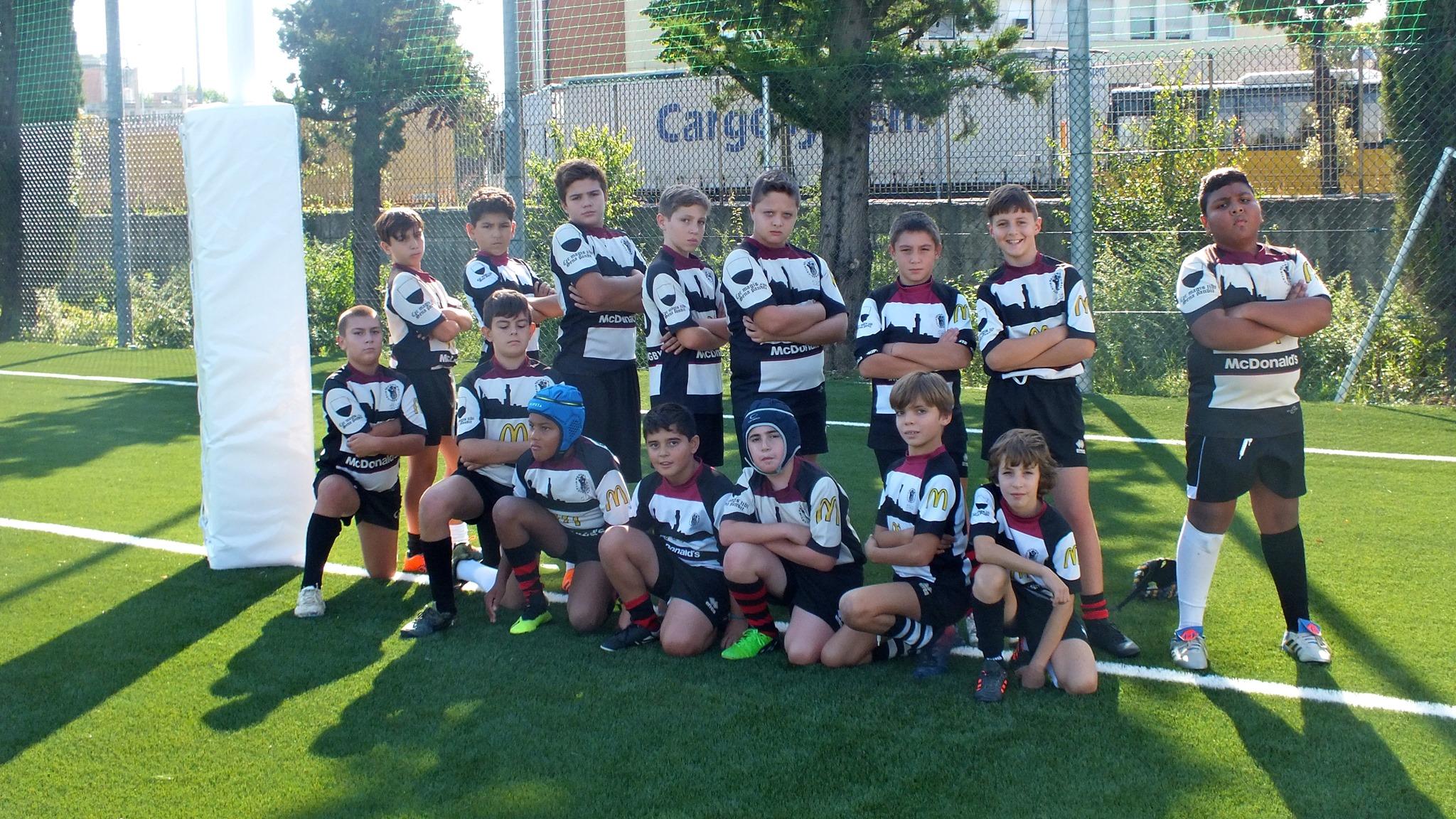 Under 12 McDonald's Cus Siena Rugby a Firenze