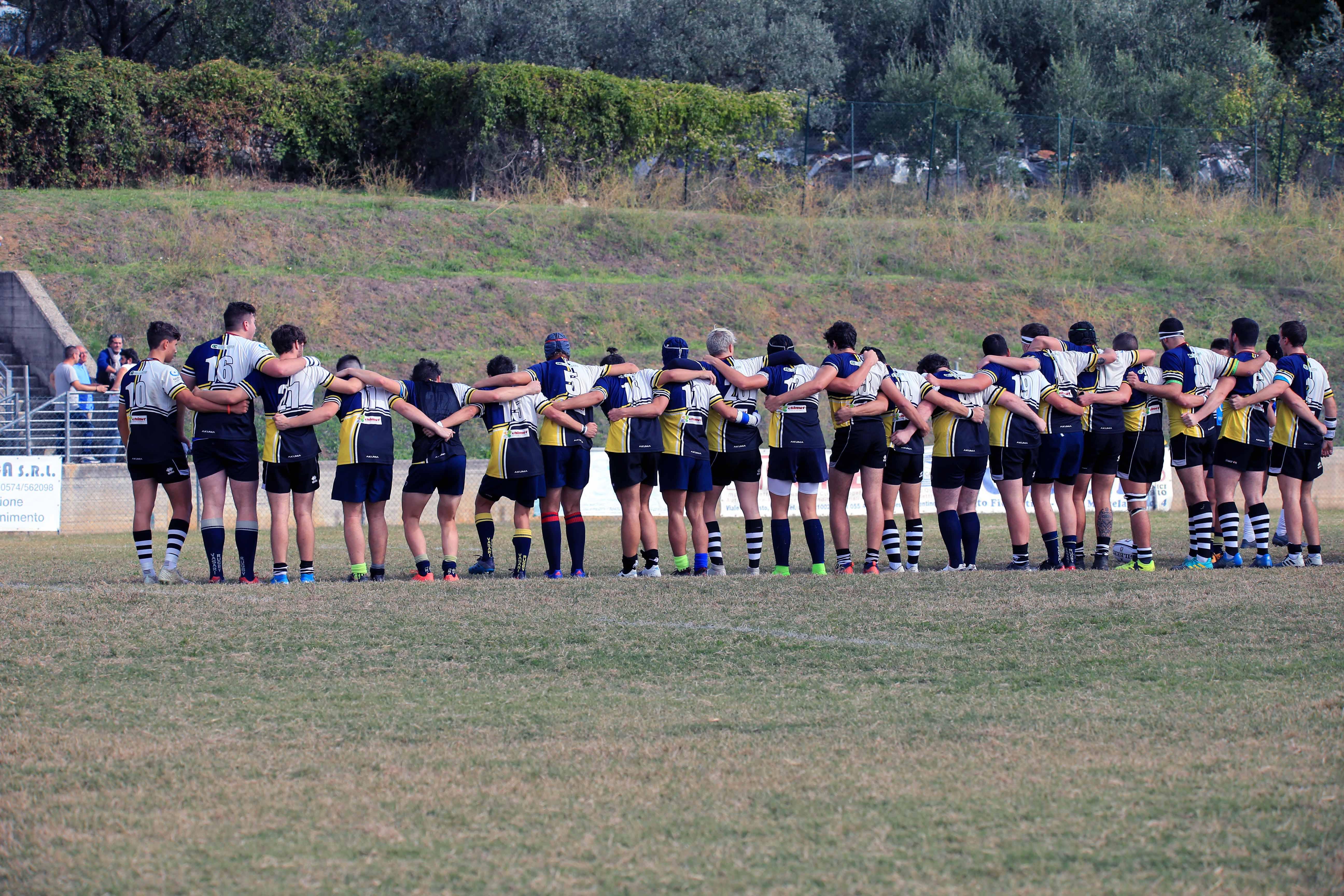 U18 FTGI GHIBELLINI GRAFICHE VALDELSA 2° DI CAMPIONATO