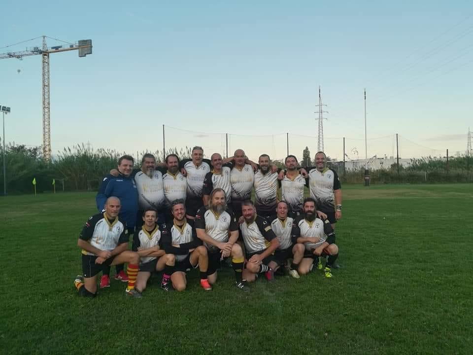 Banditi Rugby Siena esordio campionato CTO