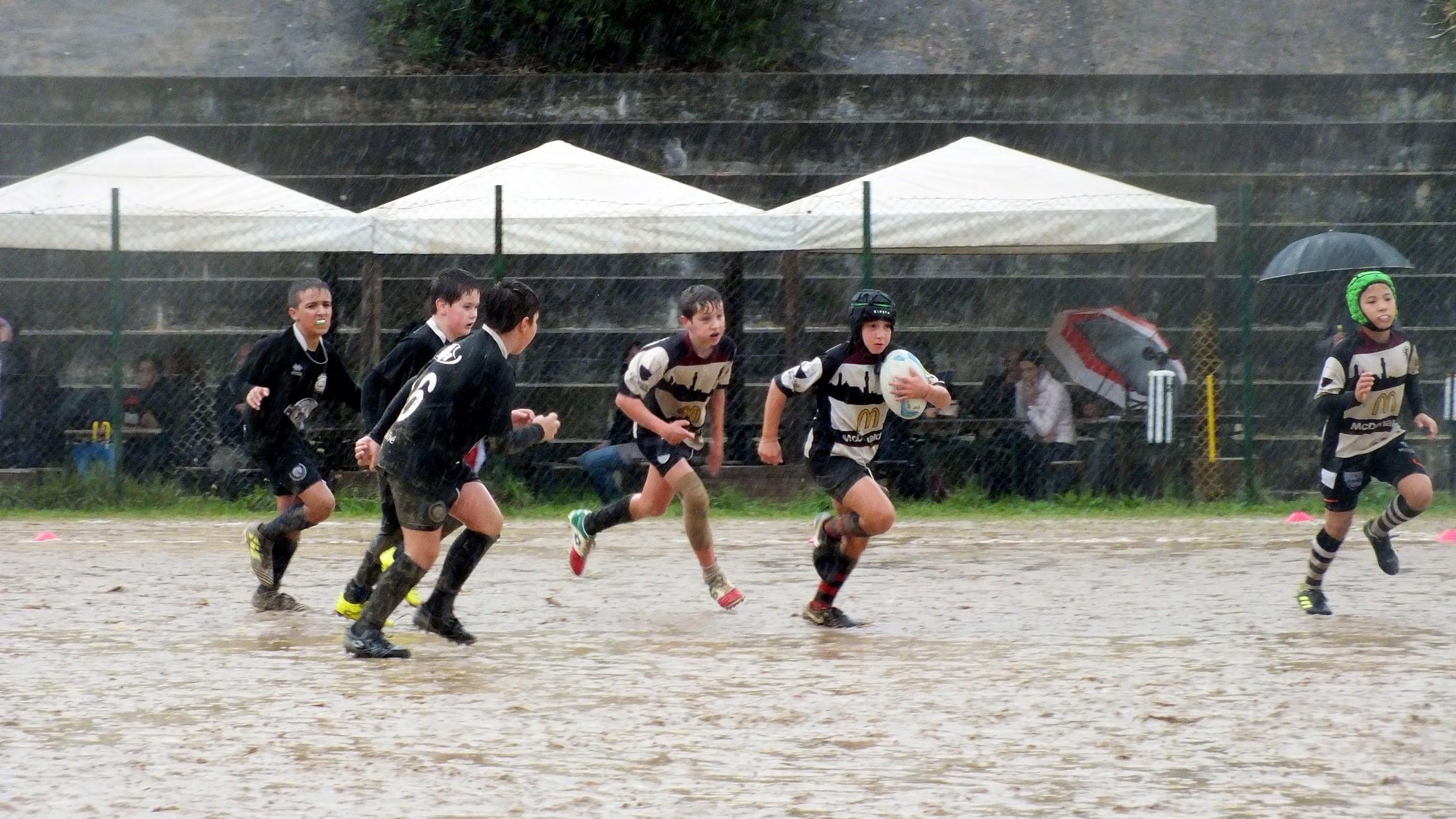 McDonald's Cus Siena Rugby Under 12 raggruppamento a Siena